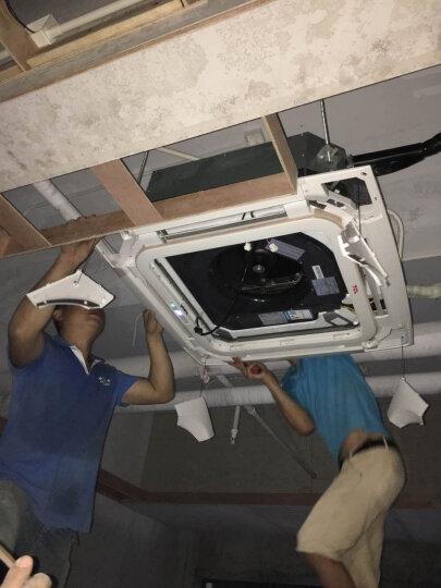 TCL吸顶嵌入式空调天花机天井机 商用中央空调 嵌机(白色)6年包修 节约空间 3匹冷暖220V,KFRD-72Q8W/Y-E3 晒单图