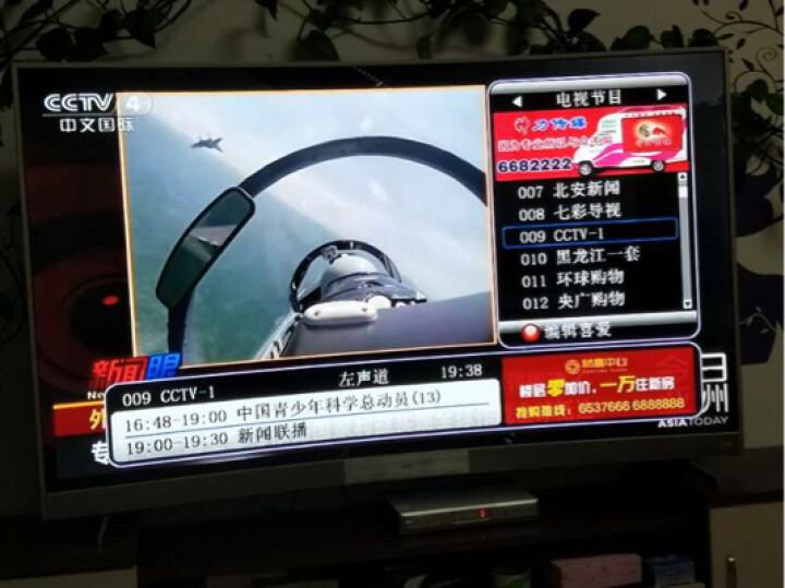 TCL 55A950C 55英寸32核人工智能 HDR曲面超薄4K电视金属机身(枪色) 晒单图