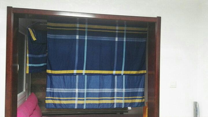 【送枕芯】越发家纺四件套全棉纯棉斜纹纯棉床单三件套4件套床品套件被套被罩床上用品宿舍学生 真爱永恒 1.2米被套1.6*2.1床单1.6*2.3 晒单图