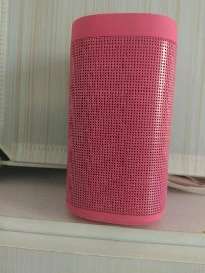 乐视蓝牙音箱 无线音响 便携式迷你小音响 低音炮/音乐播放器 粉色 晒单图