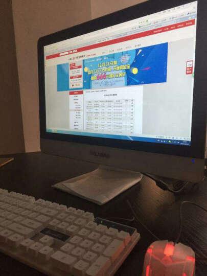 嘉莱宝一体机电脑酷睿i5/i7四核超薄办公家用游戏秒超告式主机整机 热卖A2/21.5英寸/i3/120抢升256G 晒单图
