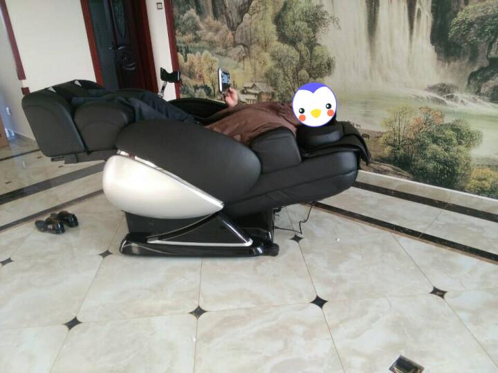 怡禾康 太空舱按摩沙发椅YH-9800L导轨音乐按摩椅 3D机械版 晒单图