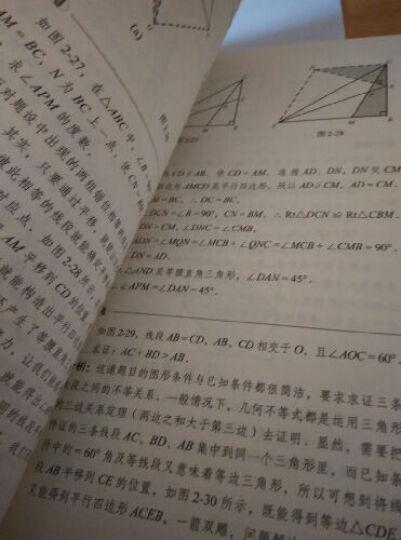 金战·教育理念方法系列·改变孩子命运的8堂课:初中几何 晒单图
