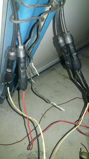 shthde MC4太阳能光伏插头公母插头MC4连接器光伏组件电池板防水插头接头 晒单图