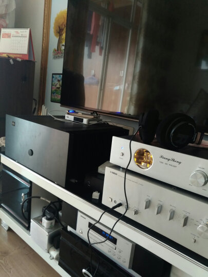 飞利浦(PHILIPS) 飞利浦SHP9500耳机头戴式HIFI手机吃鸡电脑游戏绝地求生魔声电竞音乐 收纳包 晒单图