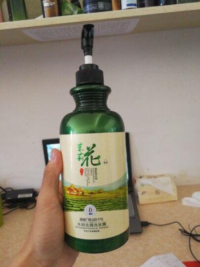 迪彩(Decolor) 精油防干枯水润去屑洗发露800g/瓶 补水 保湿 柔顺 清爽 两瓶 晒单图