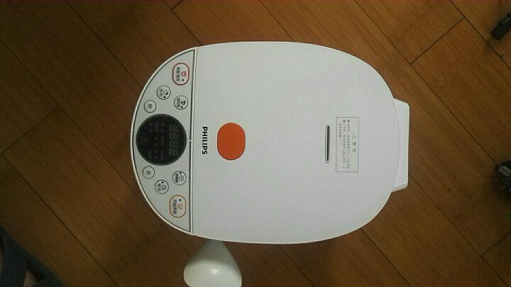 飞利浦(PHILIPS) 电饭煲电饭锅 4L大容量多功能可定时预约 智能易操作 HD3165/21 860W 4L 晒单图