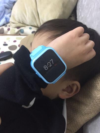 小寻 小米生态链 儿童电话手表S1 360度防丢生活防水GPS定位 学生儿童定位手机 智能手表 男孩女孩 粉色 晒单图