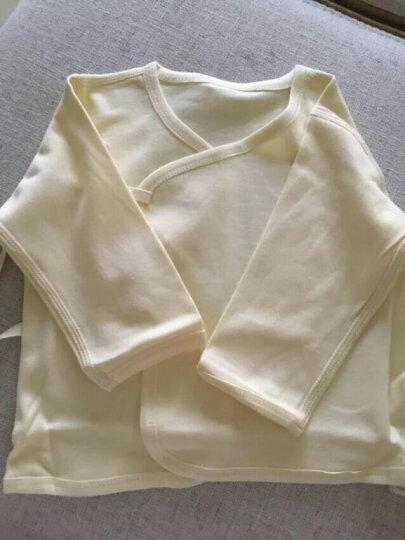 舒贝怡 婴儿衣服新生儿内衣套装春秋季保暖和尚服初生宝宝衣服 四季马戏团 2件套 绿色 52cm(新生儿) 晒单图