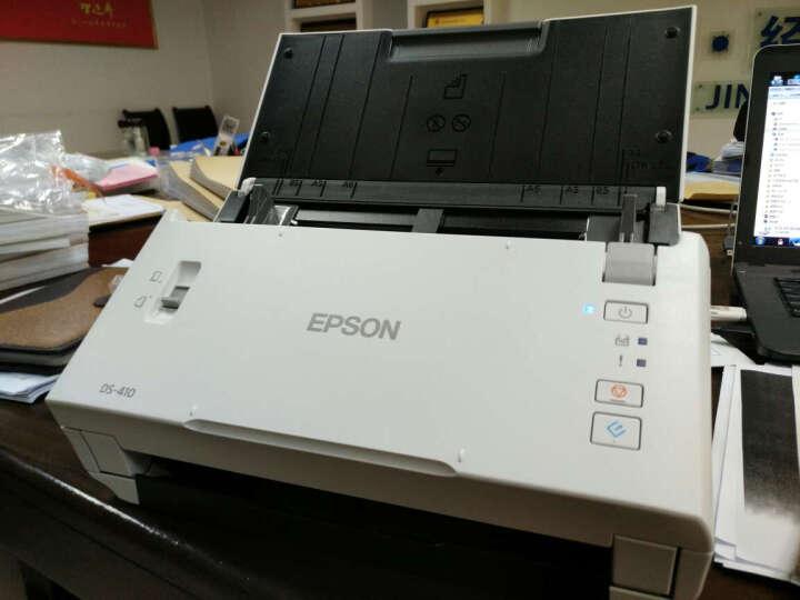 爱普生(EPSON)DS-510/DS-410高速馈纸式A4彩色文档自动双面扫描仪 晒单图
