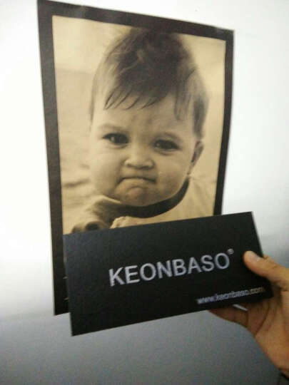 康堡仕(KEONBASO) 瘦脸V脸美容仪镀24K金黄金棒脸部按摩器面部家用导入仪器提拉紧致 晒单图