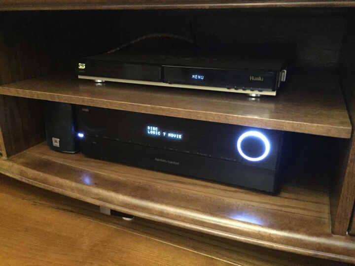 JBL CINEMA 510CN + AVR 151S/230 音响 音箱 家庭影院 5.1声道 电视音响 壁挂式 HIFI 环绕 立体声 黑色 晒单图