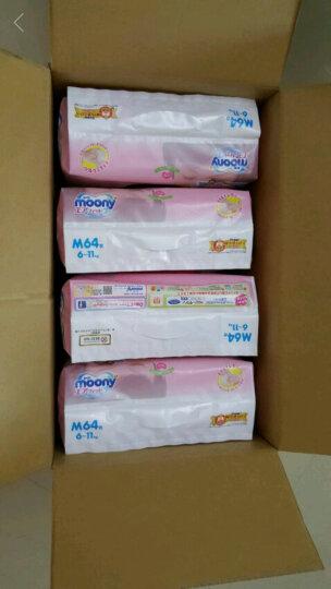 日本尤妮佳(Moony)婴儿裤型纸尿裤(男)加大号XL38片*4包(12-17kg)大箱装(官方进口) 晒单图