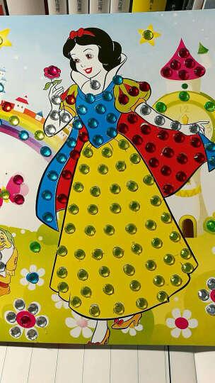 美阳阳贴画 幼儿童20张EVA手工大贴画3D立体贴纸DIY制作玩具粘贴黏贴 美阳阳 初学款 10张 不重复 晒单图