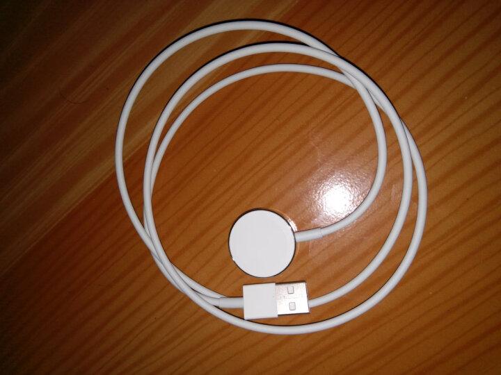 Apple Watch MKLG2CH/A 磁力充电线 1 米 晒单图