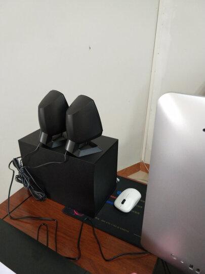 漫步者(EDIFIER) R201T08 2.1声道 多媒体音箱 音响 电脑音箱 黑色 晒单图