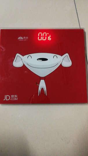 香山EB579R体重秤 人体称 电子秤 京东定制 精准升级 joy粉丝款 晒单图