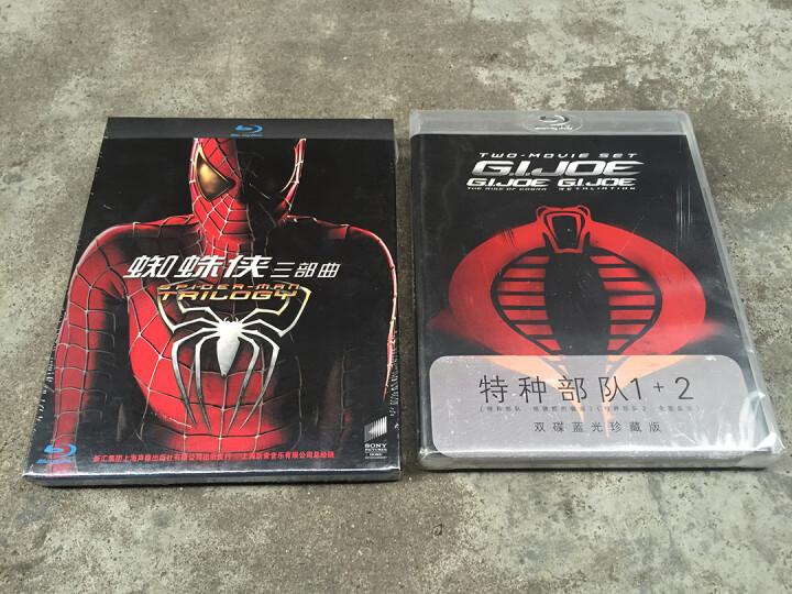 蜘蛛侠三部曲(蓝光碟 3BD) 晒单图