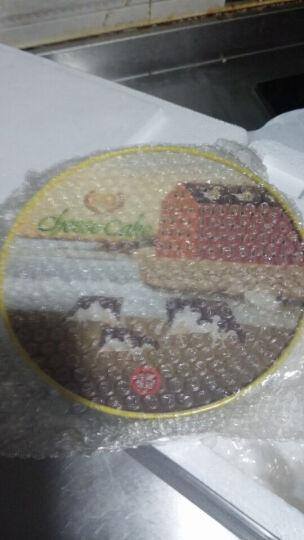 果记 日式风味冻芝士蛋糕手工奶酪乳酪榴莲重芝士芒果蓝莓生日蛋糕全国配送6寸 蓝莓芝士蛋糕 6寸 晒单图