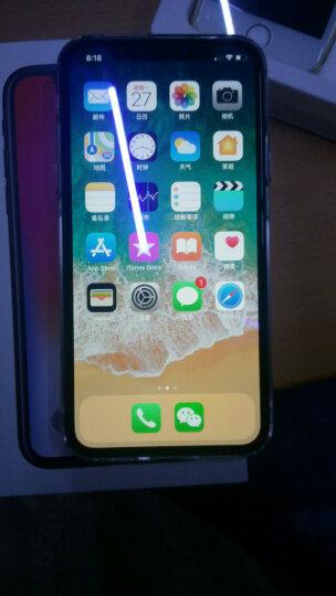 【分期用】Apple iPhone X (A1865) 256GB 银色 移动联通电信4G手机 晒单图