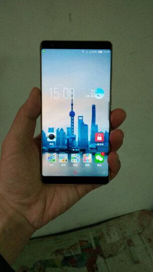 努比亚(nubia)Z17S 全面屏 游戏手机 极光蓝8GB+128GB 全网通 移动联通电信4G手机 双卡双待 晒单图