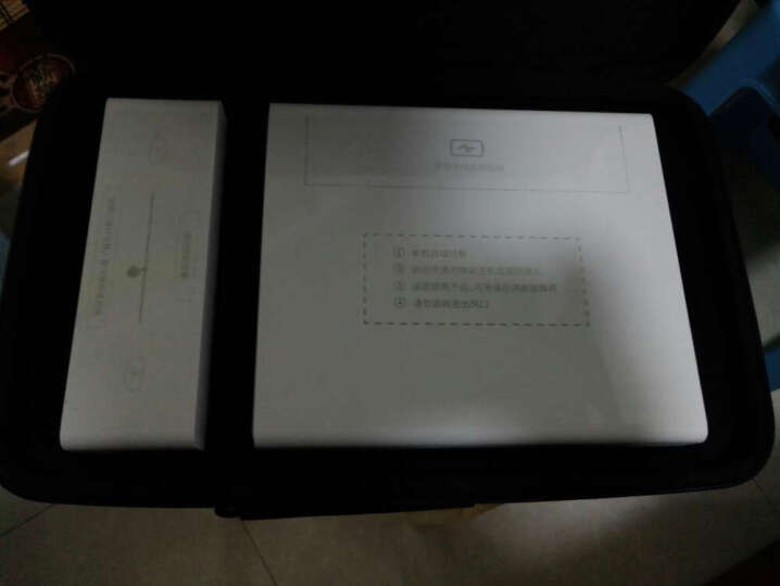 艾洛维(inovel) Me2 家用投影机 投影仪(1080P分辨率 分体式蓝牙音箱 1100流明 无线充电 全自动对焦) 晒单图