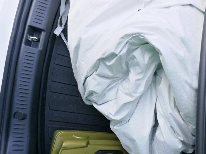 兵尼兔车衣车衣罩车罩汽车遮阳防晒防雨雪铝箔3XL+奥迪A6/A7奔驰E系凌派轩逸明锐等具体以车型匹配结果为准 晒单图