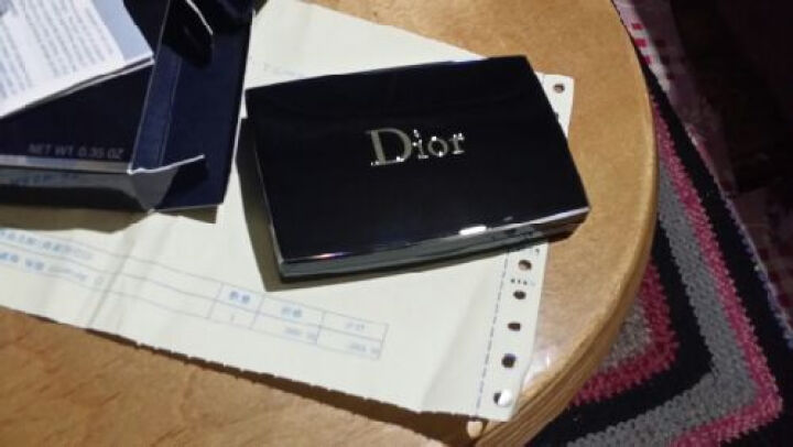 迪奥(Dior) FOREVER凝脂粉饼 遮瑕 保湿 雪精灵粉底液 30ml 020 晒单图