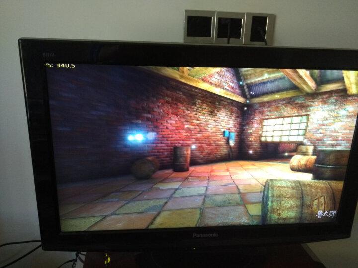 神舟(HASEE)战神G40-F5 电竞游戏台式电脑主机( I5-8400 8G 128GSSD GTX1050 2G独显 win10) 晒单图