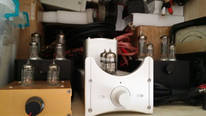 艾菲克(AIFFECT)AR1-BR20 3.5mm音频线一分二 3.5音频公转2RCA公转接线 3.5转双莲花公音频转换线 2米 黑 晒单图
