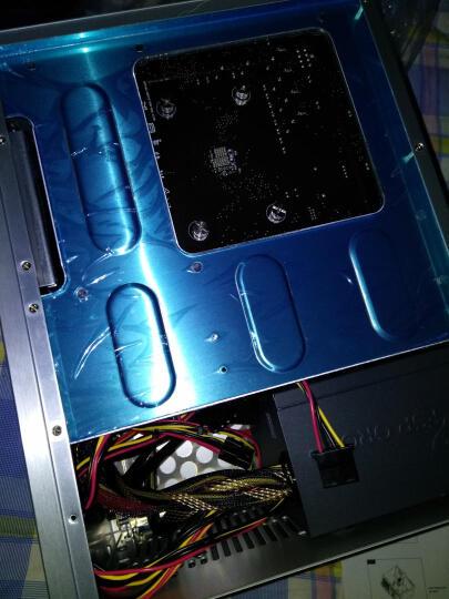 乔思伯(JONSBO)C3 银色 MINI-MATX机箱(支持MATX主板/全铝机箱/ATX电源/175MM高内散热器/275MM长内显卡) 晒单图