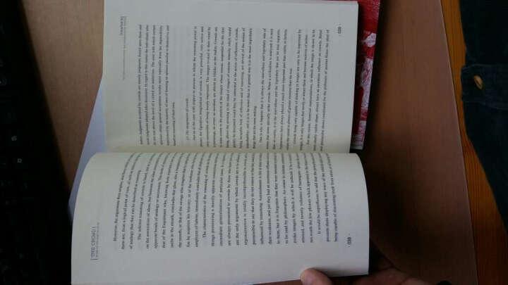 乌合之众:大众心理研究(英汉双语修订版 套装共2册) 晒单图