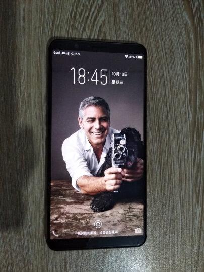 【旗舰版】vivo X20 全面屏 双摄美颜拍照手机 4GB+128GB 黑金 移动联通电信全网通4G手机 双卡双待 晒单图