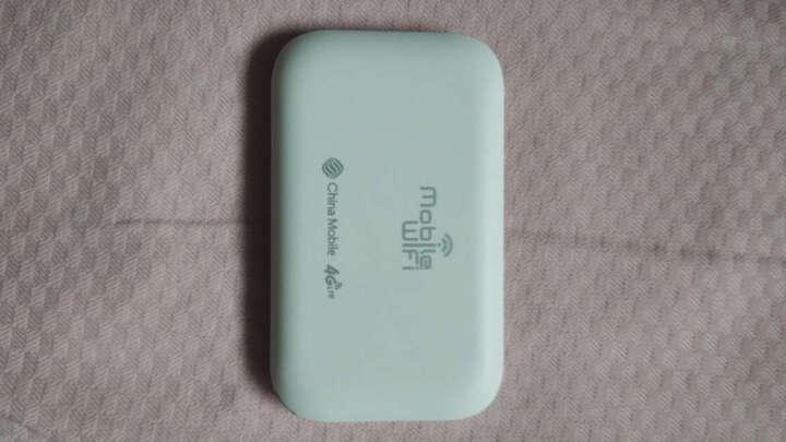 中沃 4G上网卡全国通用流量卡移动WiFi资费卡随身wifi手机流量卡0月租年卡 中国联通一年不限流量卡 晒单图