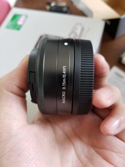 佳能微单(Canon)EOS M10 黑色双头套机(变焦15-45镜头+定焦22镜头)(触控翻转LCD 内置WIFI 双头多场景拍摄) 晒单图