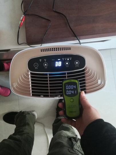 TCL 空气净化器家用 TKJ300F-S102静音除甲醛雾霾PM2.5加湿 晒单图