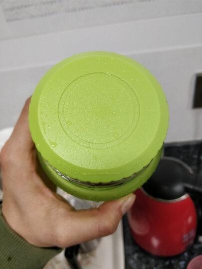 阿姿玛(aomo) 阿姿玛大容量太空杯磨砂塑料水杯户外运动水壶防漏便携1.2L 绿色 2942--1200ml 晒单图