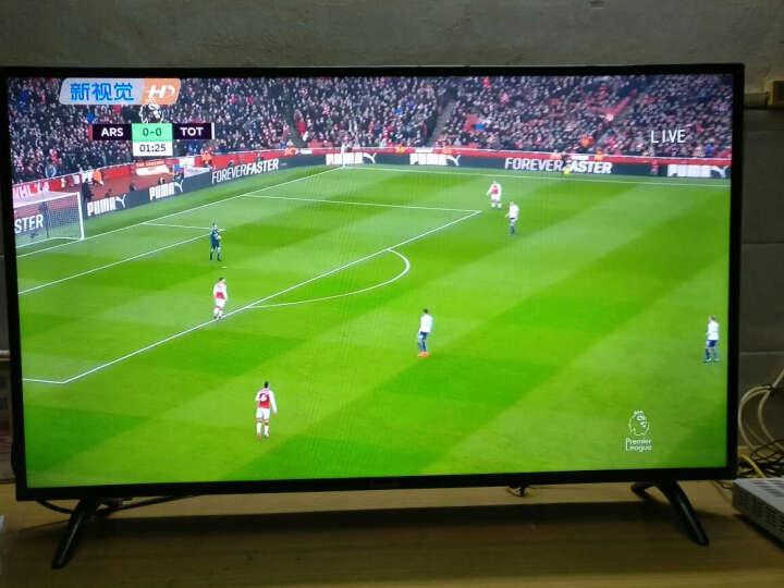 长虹 43M1 43英寸电视 蓝光节能平板液晶电视机(黑色) 晒单图