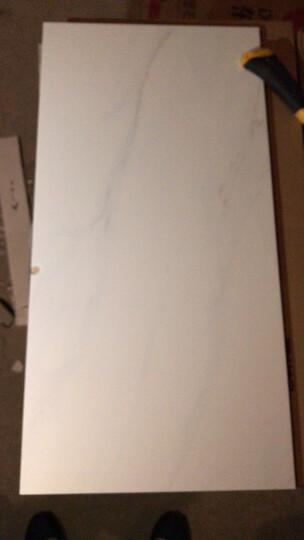 东鹏(DONGPENG) 东鹏瓷砖 卫生间瓷砖墙砖厨房厕所洗手间配套地板砖磁砖 墨冰卡塔套餐 【瓷砖套餐】5平空间使用 整套下单 5平米厨卫墙地砖套餐 晒单图