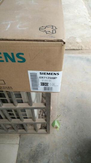 西门子(SIEMENS) 自清洁白钢大吸力抽油烟机燃气灶具套装 924+71256 天然气 晒单图