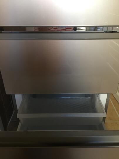 松下(Panasonic) 三门冰箱NR-C380TX-XN/XW/XS 380L 风冷 NR-C380TX-XN尊雅金 晒单图