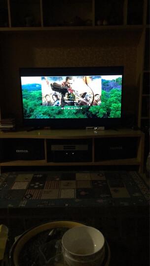酷开(coocaa)KX49 49英寸超高清4K人工智能电视机海量腾讯影视IPS硬屏酷开系统 创维出品(黑色) 晒单图