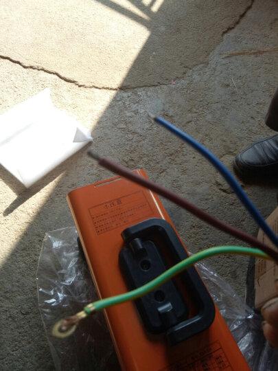 利祥ZX7-315电焊机家用220v逆变直流手工焊机 ZX7-315数显款套餐五 晒单图