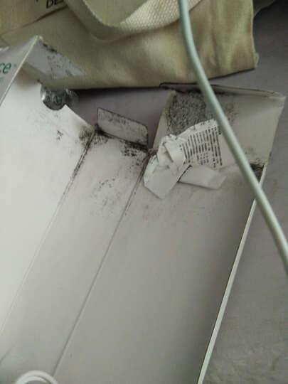 雅格台灯锂电池USB充电式学生护眼灯宿舍折叠式无极调光触摸开关床头卧室台灯照明 冷暖光 YG-5924蓝色 晒单图