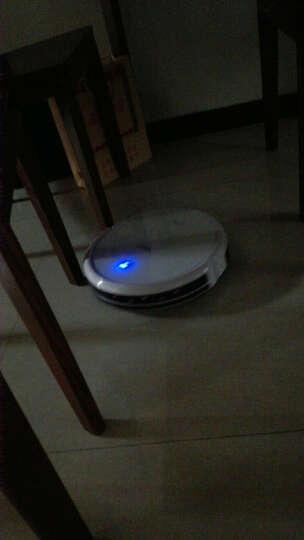 科沃斯(Ecovacs) 地宝玲珑(BFD-wsq)智能扫地机器人家用吸尘器全自动拖地机 晒单图