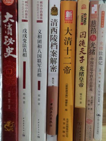 慈禧与光绪:中国宫廷中的生存游戏 晒单图