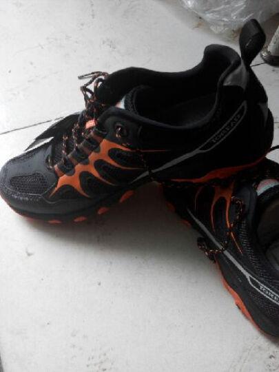 探路者(TOREAD) 男士溯溪鞋 春夏户外鞋 透气防滑耐磨 TFEC81670 黑色 42 晒单图