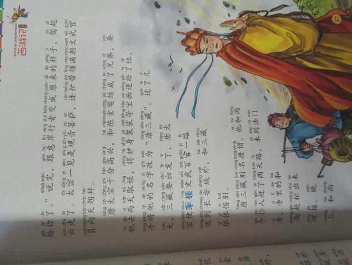 陪孩子读经典成语故事全4册 林连通 衣食住行 山川草木 虫鱼鸟兽 星辰雨雪 7-10岁少儿漫画故事书 晒单图