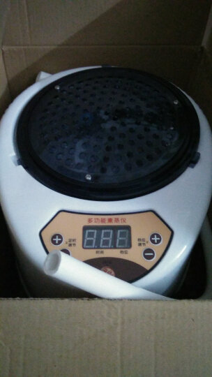 悦己坊 泡脚木桶熏蒸木桶家用洗脚桶橡木加高60CM养生浴足盆带盖 晒单图