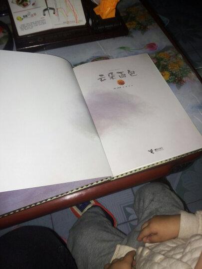 正版 云朵面包(精)儿童绘本(韩)白嬉娜著 3-4-5-6岁少儿图画书籍接力出版社 晒单图